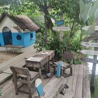 บรรยากาศ The Three Little Pigs Organic Farm & Cafe