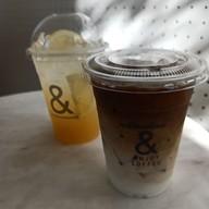 เมนูของร้าน AMPERSAND COFFEESTAND & DESIGN เดอะบล๊อค ราชพฤกษ์