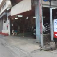 หน้าร้าน ครัวคุณทิพ เจ้าเก่าศรีนครินทร์  (ระหว่างซ.ศรีด่าน10และ12)