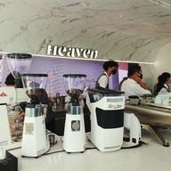 บรรยากาศ Heaven Café : Marble