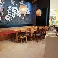 บรรยากาศ Okami Sushi Japanese Restaurant The Cystal SB ราชพฤกษ์
