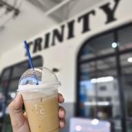 เมนูของร้าน Trinity Cafe'