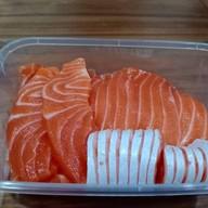 เมนูของร้าน Grease Salmon ซาซิมิ แซลมอนนอร์เวย์ เกรดพรีเมี่ยม (ไม่แช่เข็ง) 🧡4289🧡