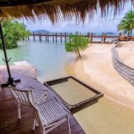 บรรยากาศ The Blue Sky Resort (Maldives) เกาะพยาม