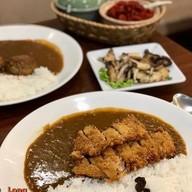 เมนูของร้าน Aoringo Japanese Curry Place ตึกธนิยะ พลาซา