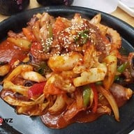 เมนูของร้าน Jang Won BBQ