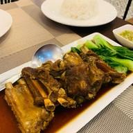 เมนูของร้าน พริก Prik restaurant