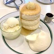 เมนูของร้าน gram pancakes Siam Paragon