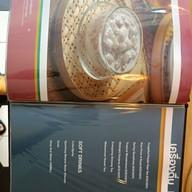 เมนู Ging Grai - กิ่งไกร เชียงใหม่