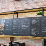 เมนู Chimney Coffee House