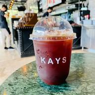 เมนูของร้าน Kays Espresso Bar จันทบุรี