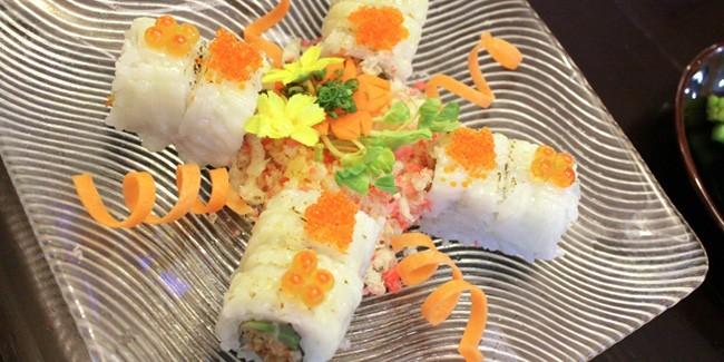 Kaizen  รวมสุดยอดของอร่อยไว้ในซูชิคำโต