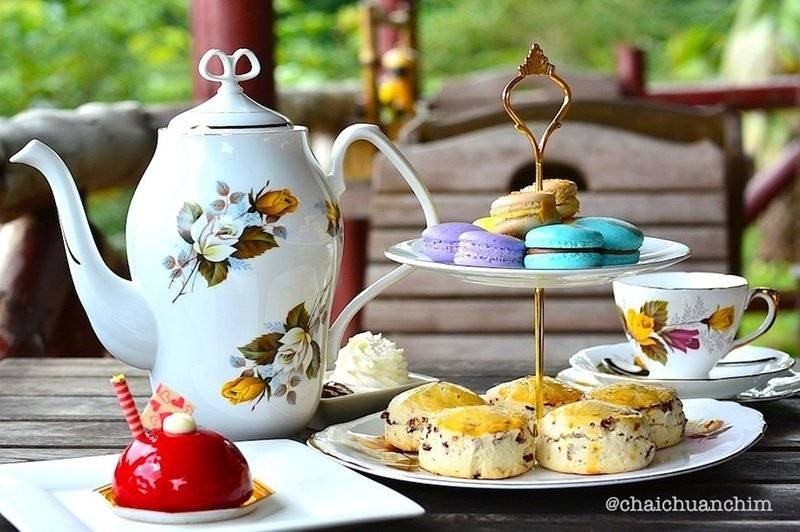 High Tea Set (For reservation only)