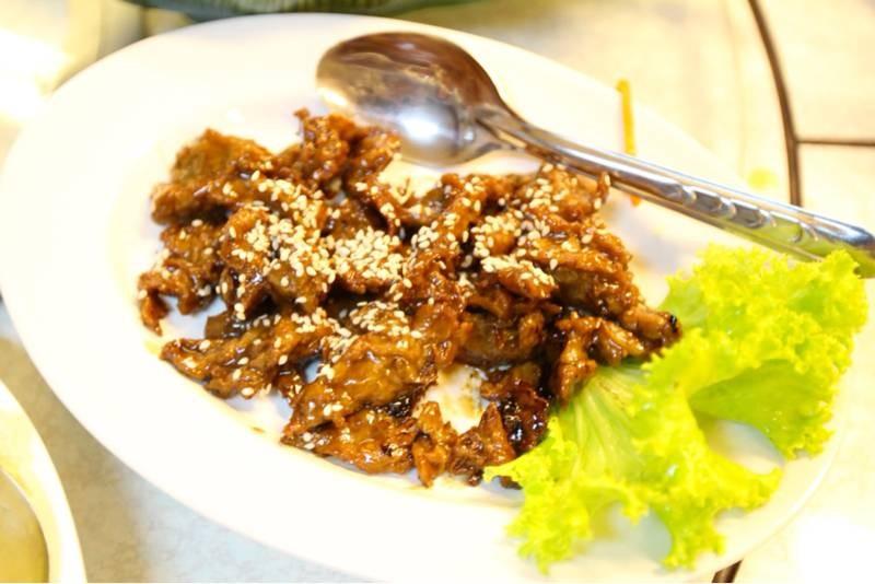 ร้านอาหารเจ ฉางโซ่ว (Chang sow Vegetarian Restaurant)