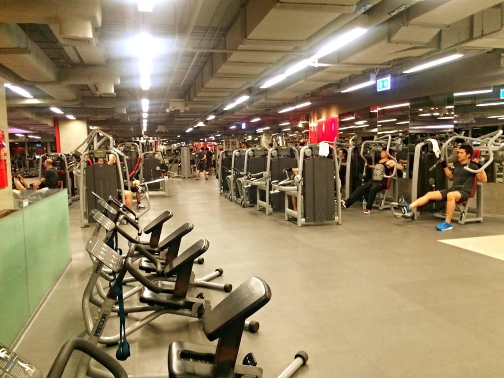 Fitness First สยามพารากอน