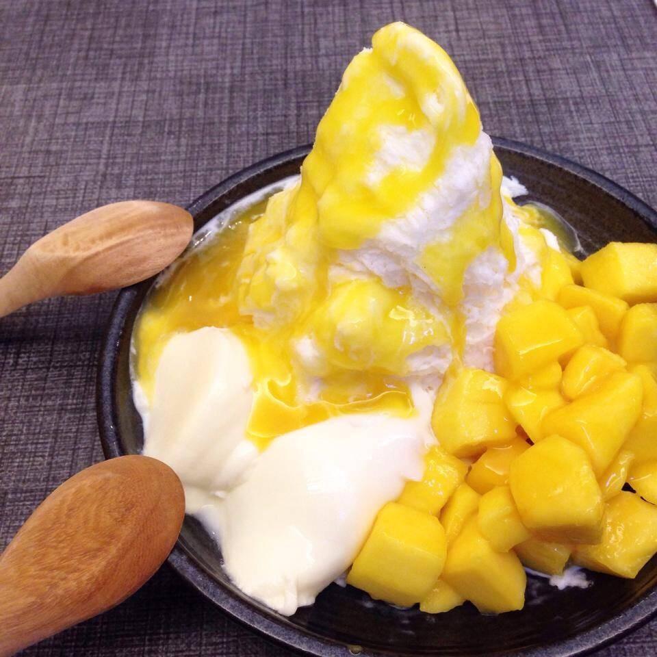 Mango Ice Lava
