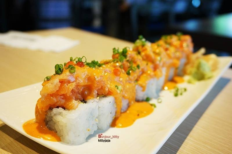 Spicy Salmon Skin Roll