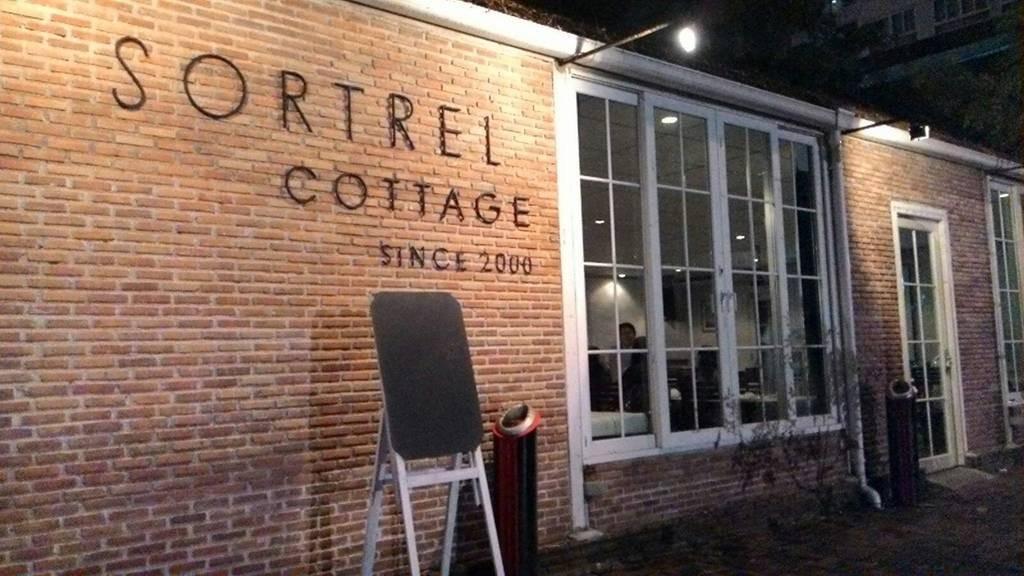 SORTREL's Cottage