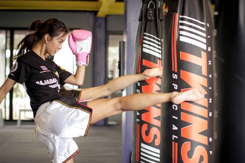 RSM Rajadamnern Singha Muay Thai Academy ซีนสเปซ 13