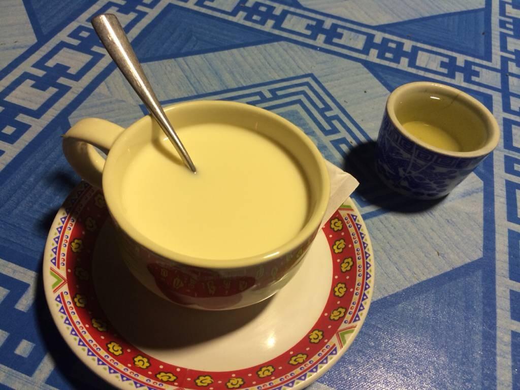 น้ำชาบังบ่าว สาขาคูขวาง