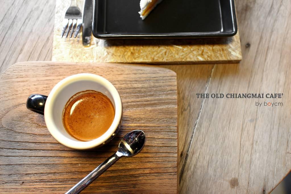 คอกาแฟต้องไม่พลาด espresso