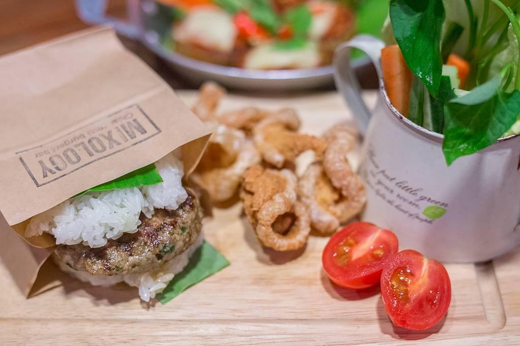 Chiangmai Burgers