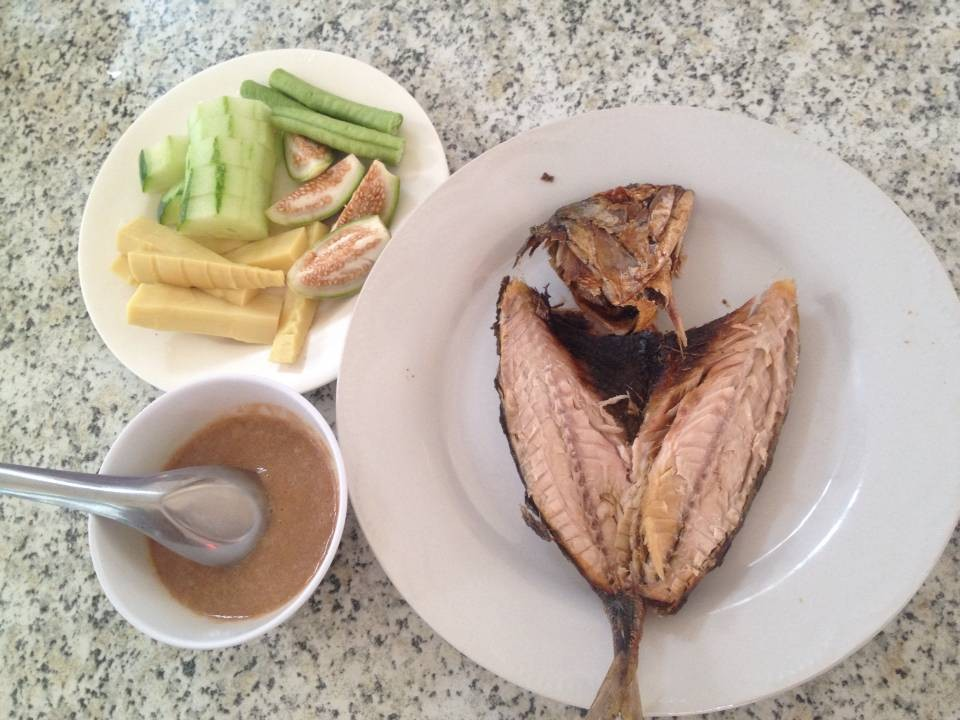 น้ำพริกกะปิ ปลาทู
