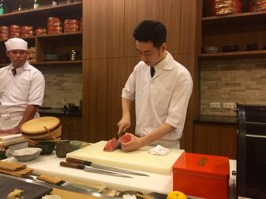 Sakuragawa Sushi สุขุมวิท 23