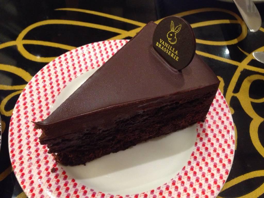 เค้กช็อกโกแลต (95 บาท) ดีงามมากกกกกก