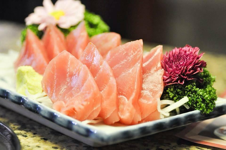Tengoku De Cuisine ปลาดิบชิ้นใหญ่มากๆ