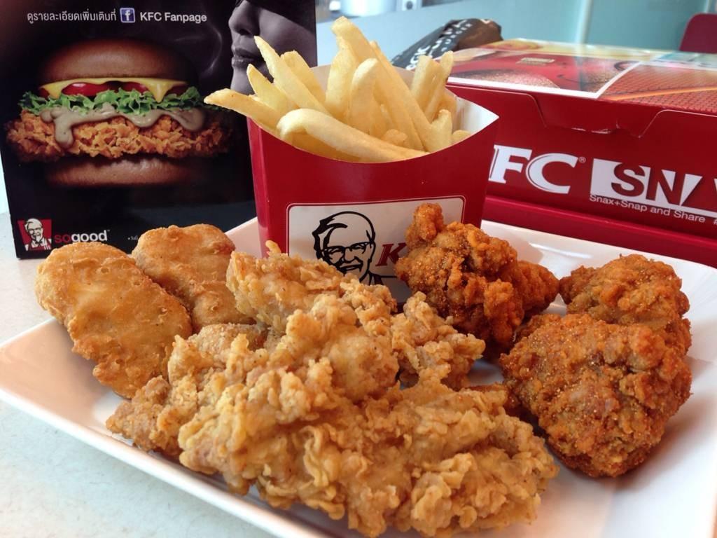 Fried Chicken Hot & Spicy