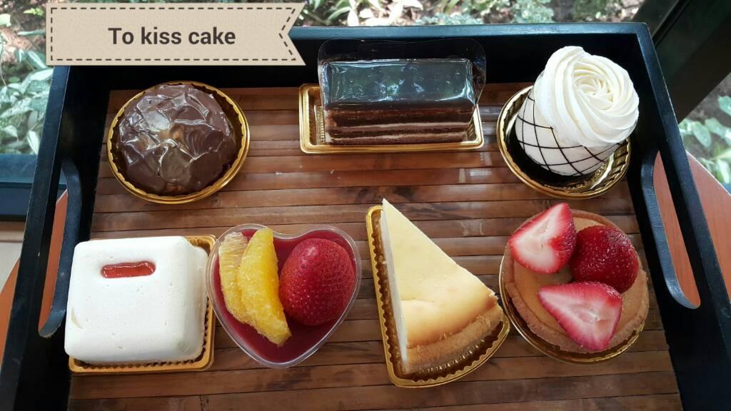 To Kiss Homemade Cake