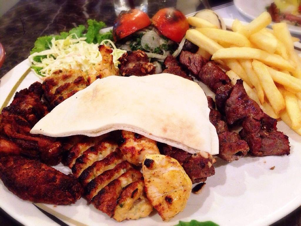 Kabab (mix Grill)