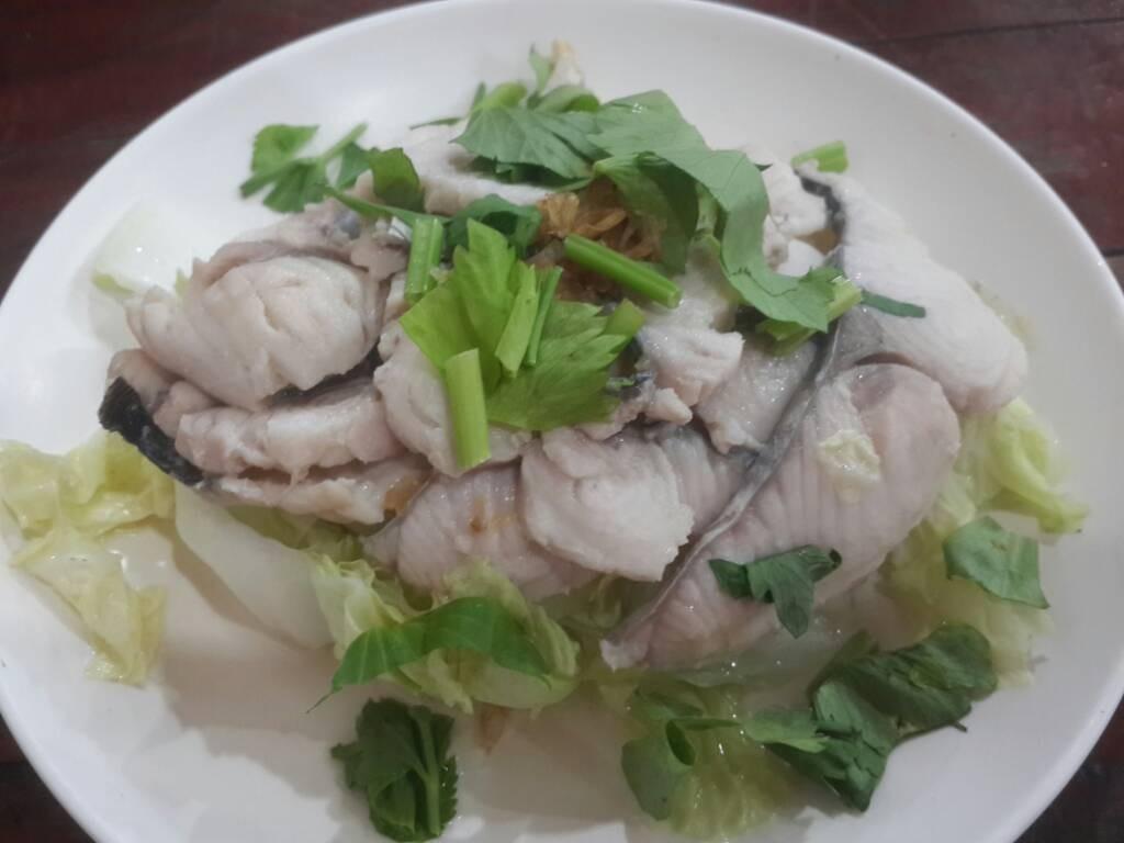 ข้าวต้มปลาแป๊ะจั๊ว
