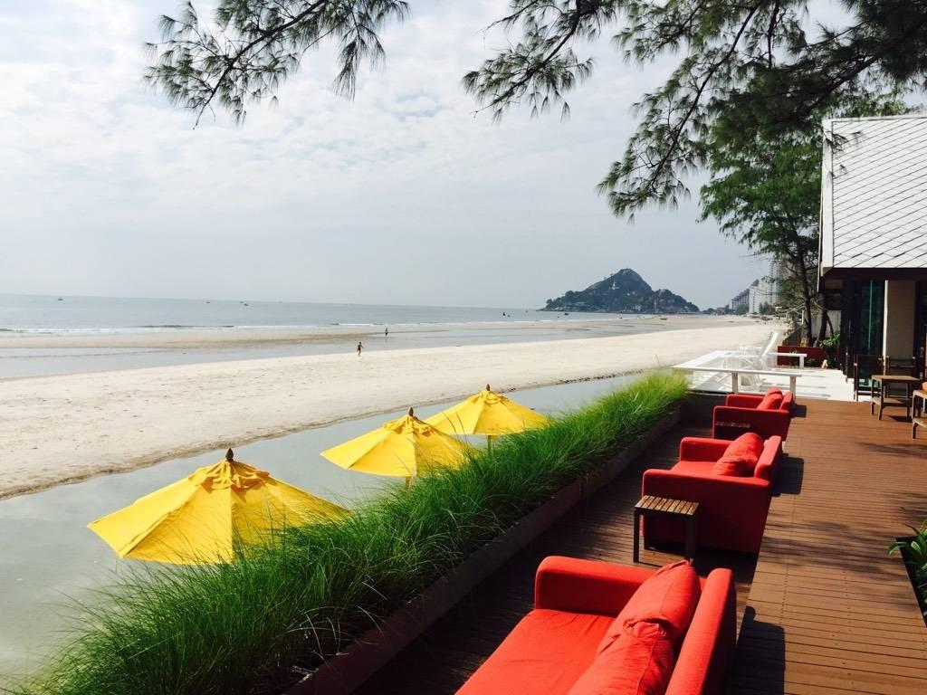 ชายหาดที่พัก Let's Sea Hua Hin