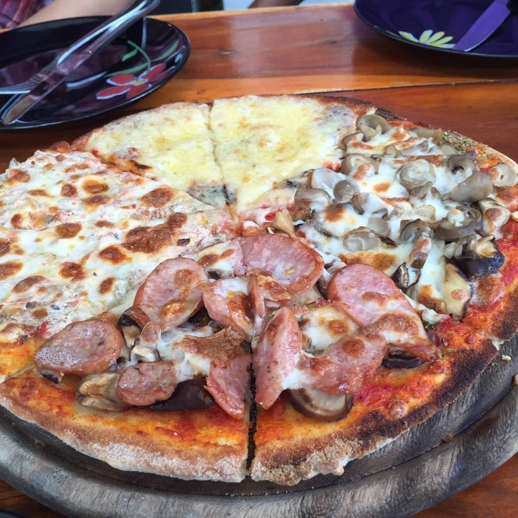Thin Thin Pizza วัดสวนดอก