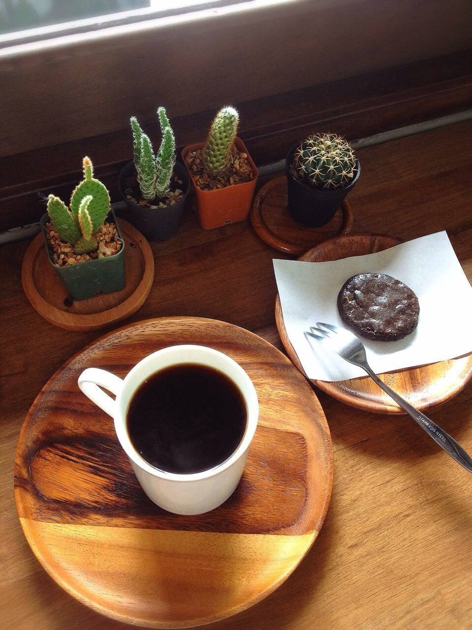 My Coffee Time: Slow Blend + Chocolate Sable