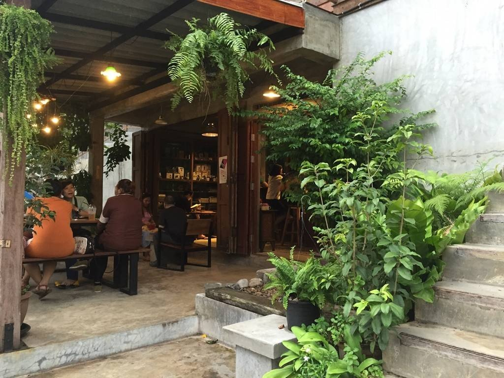 The Old Chiang Mai Café & Espresso Bar