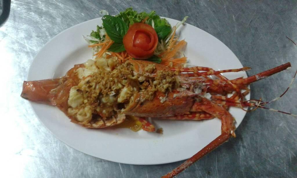 Sea beach bar & restaurant