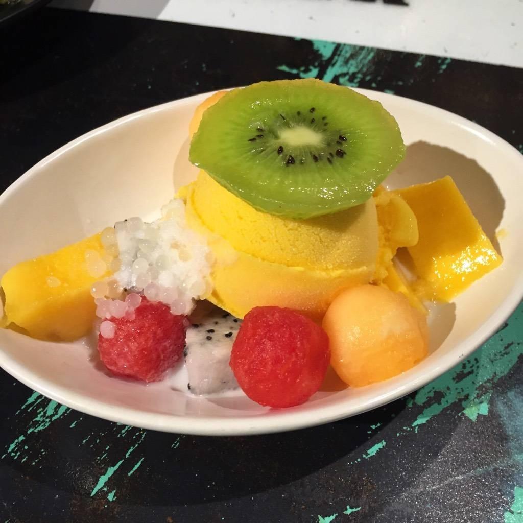 Mango Ice-Berg