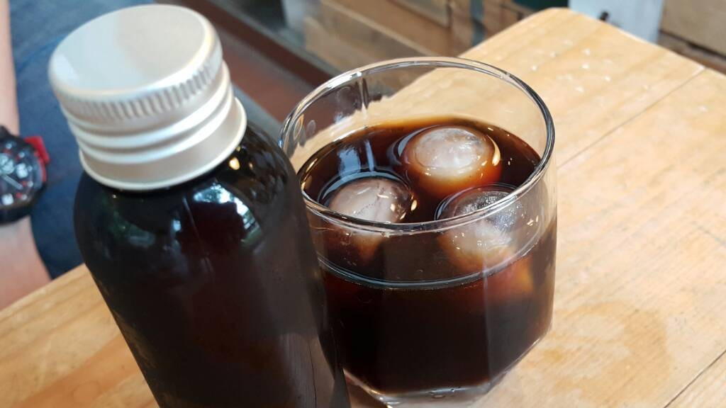 Black Jazz Cold Brew - Coffee (Coffee On the RoCK)