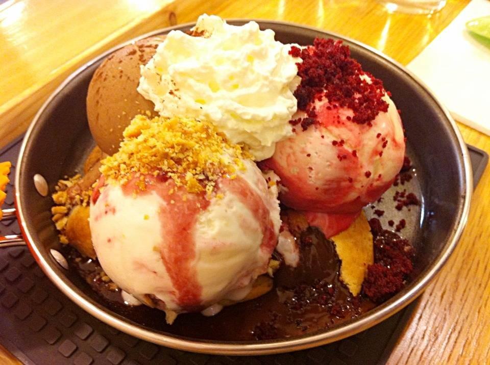 Creamery Boutique Ice Cream U-Center