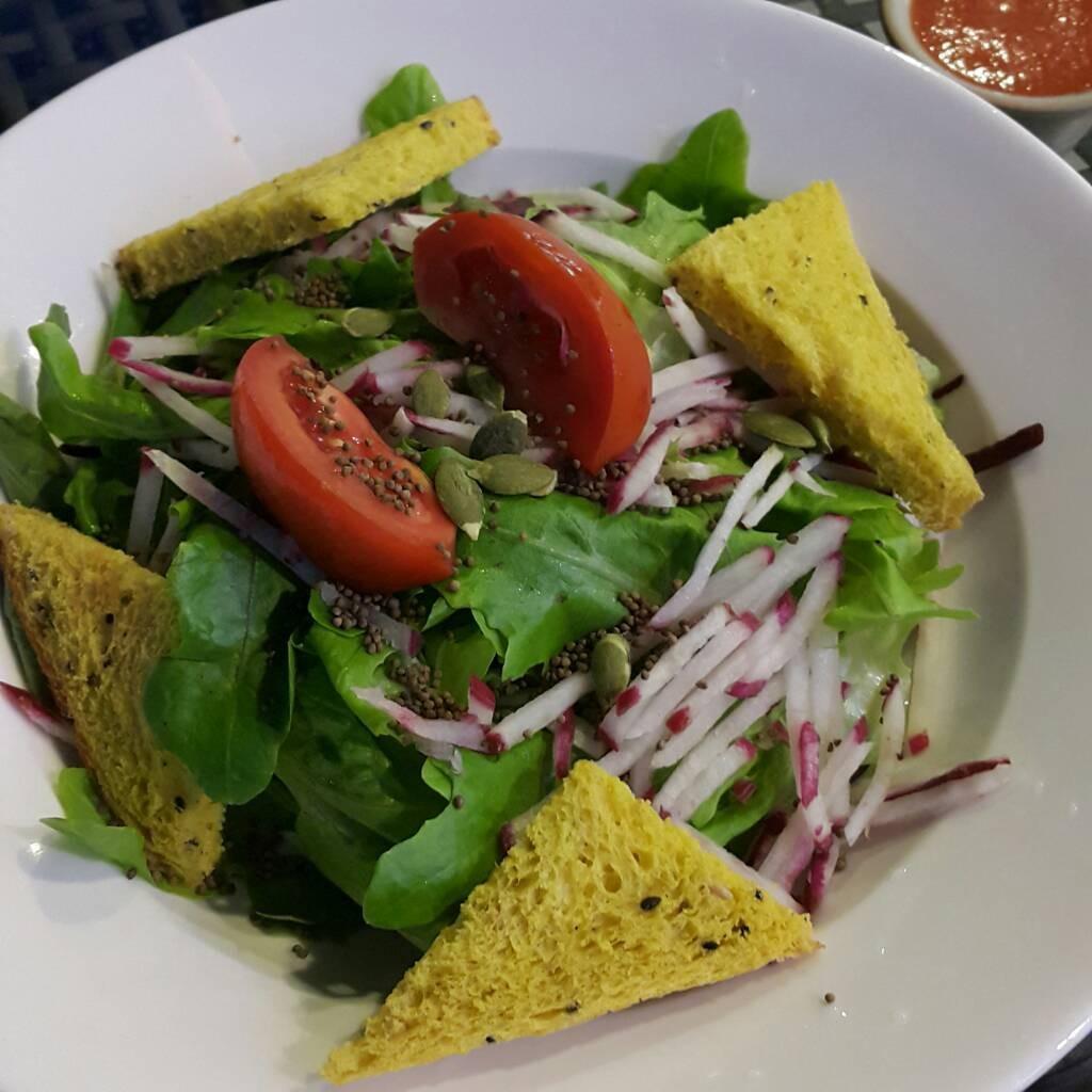 Salad ธัญพืช
