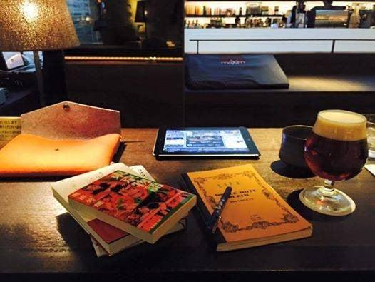 Anjin cafe Tokyo