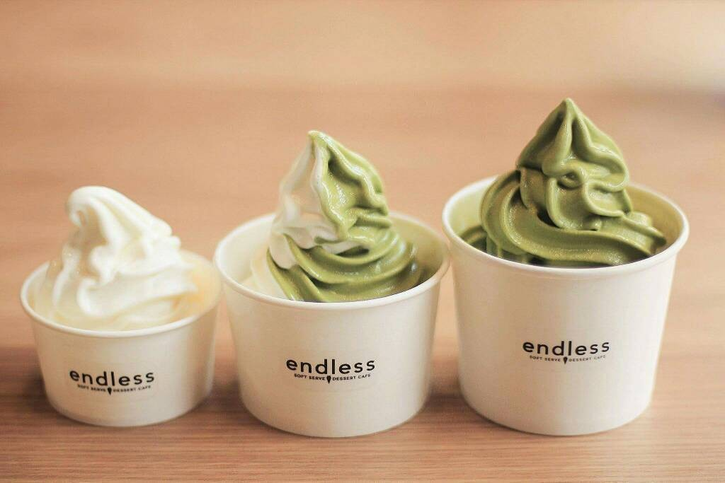 Endless Soft Serve & Dessert Cafe หาดใหญ่