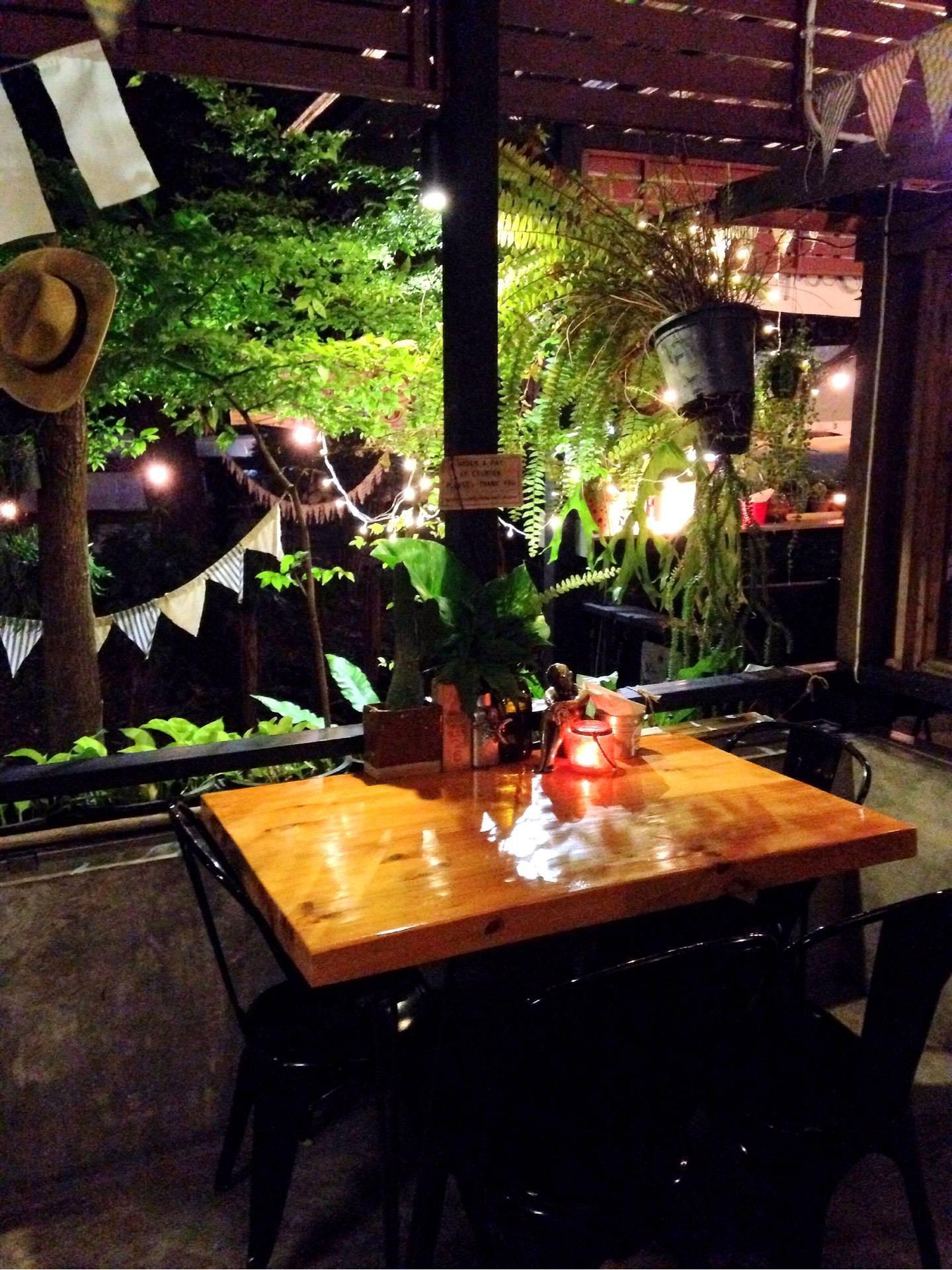 บรรยากาศ Namton's House Bar homemade&ideas