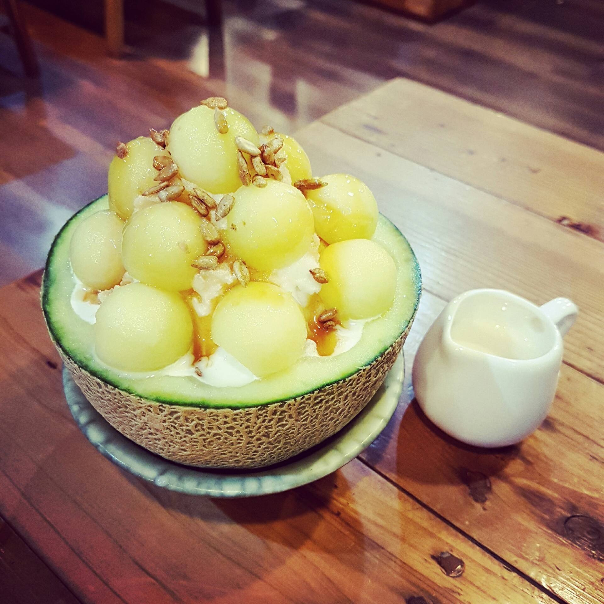 yama melon