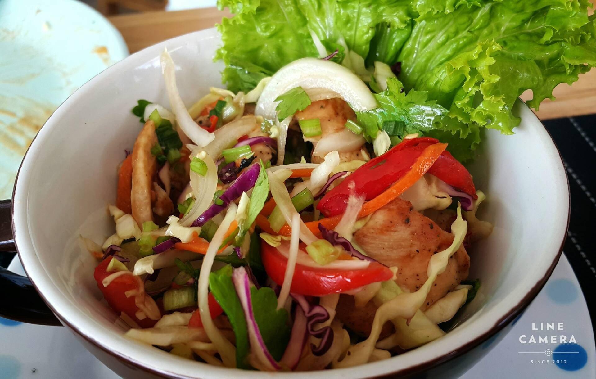 SA-BIANG Café & Cuisine : Halal
