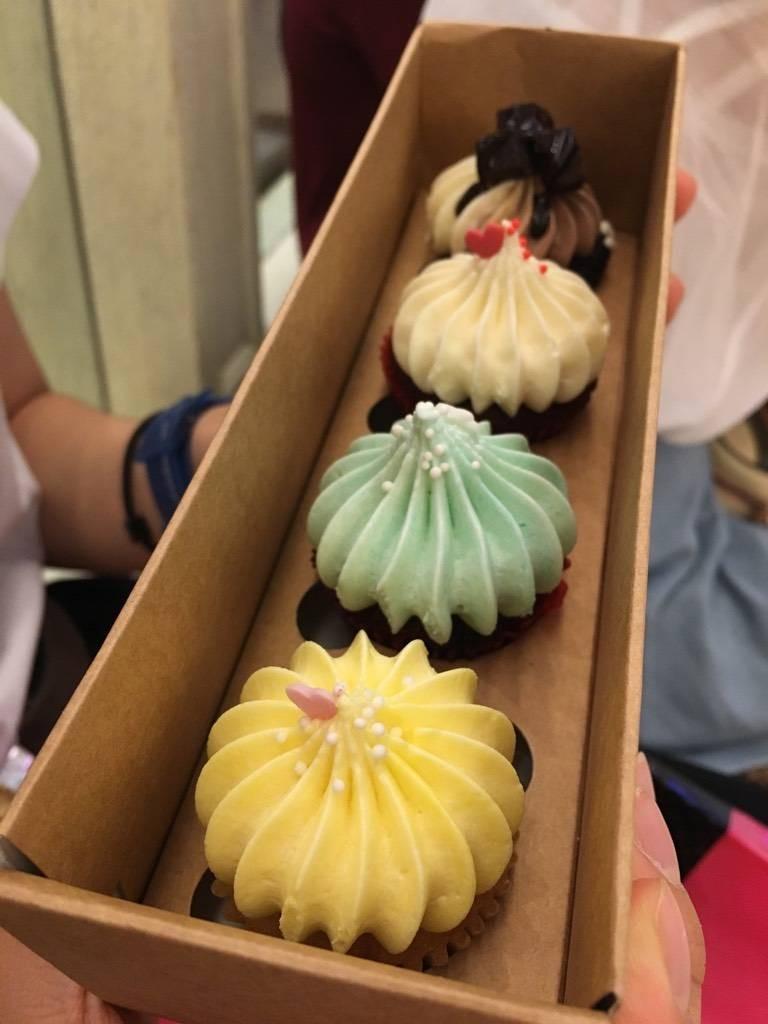 Cupcake Love สยามพารากอน