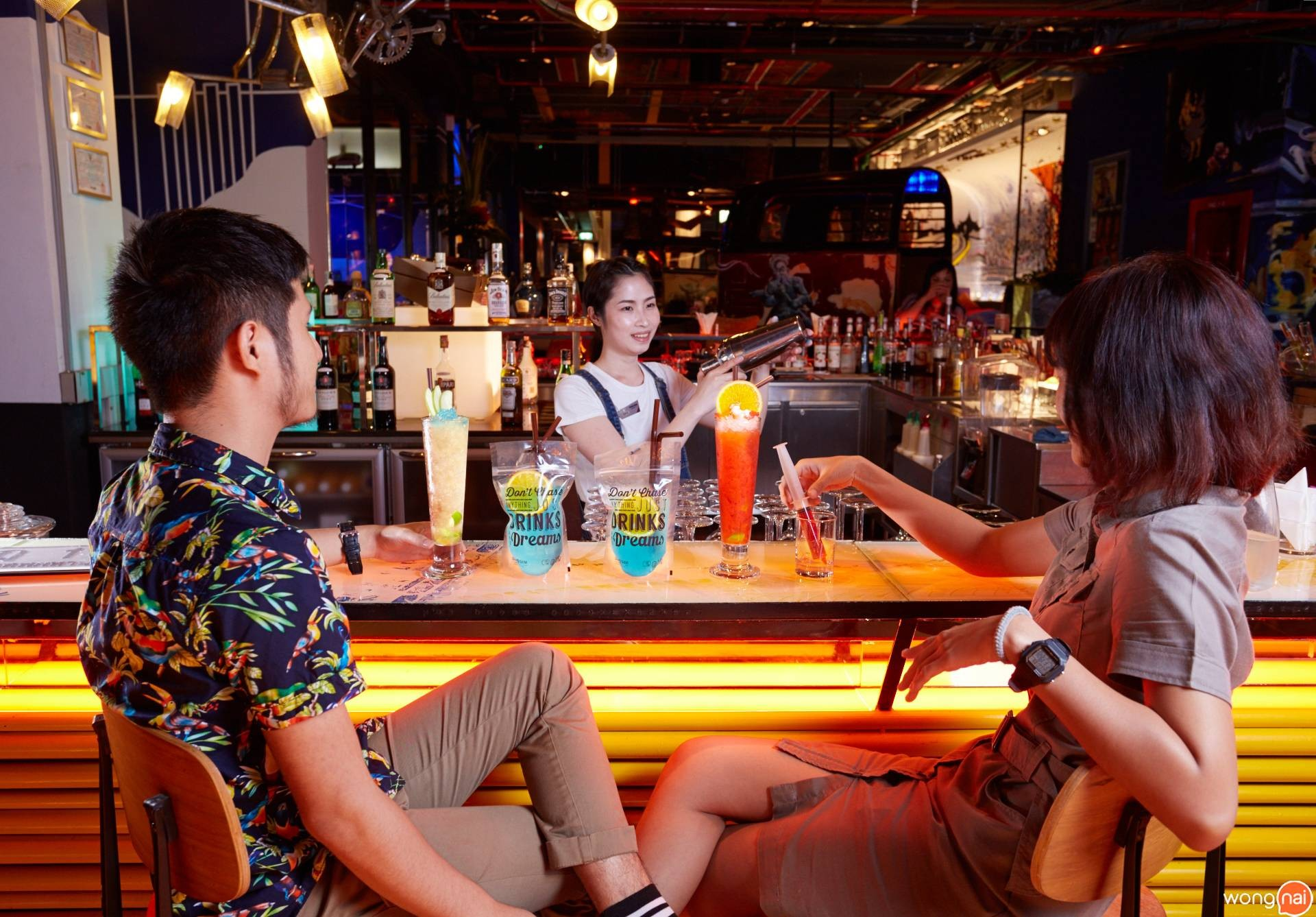 Car Bar Siam@Siam Design Hotel Pattaya
